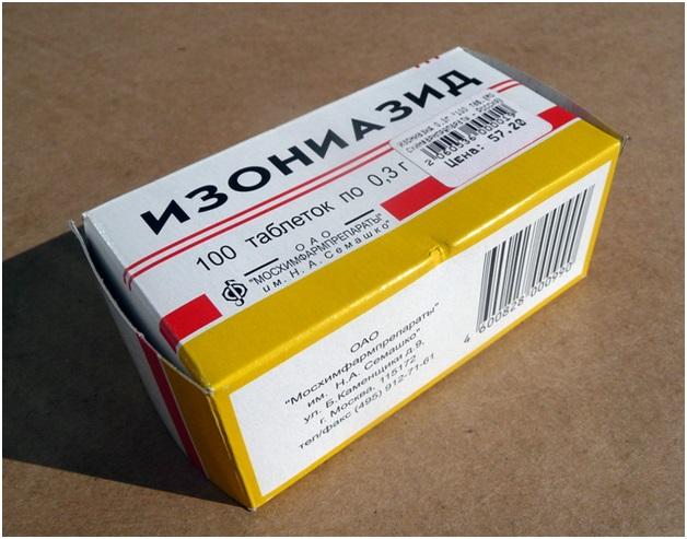 Устойчивость к противотуберкулезным препаратам 18