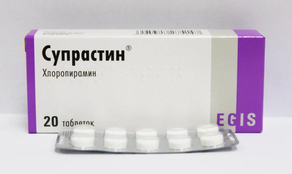 Антигистаминные препараты при Манту: можно ли и как принимать?